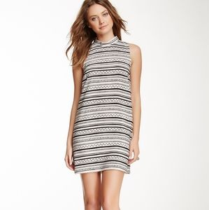 NWT! BCBGeneration Printed Mini Dress, Small